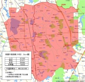 商圏マップ 地区